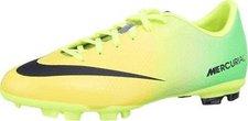 Nike JR Mercurial Victory IV FG vibrant yellow/black/neo lime