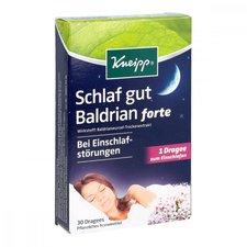 Kneipp Schlaf gut Baldrian 450 mg forte Dragees (30 Stk.)