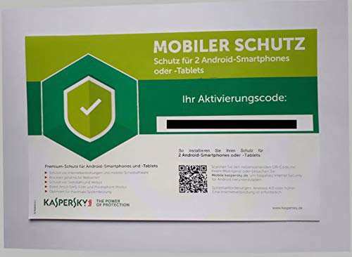 Kaspersky Security for Android 2014 (2 User) (DE) (Box)