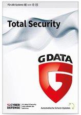 Gdata TotalProtection 2015