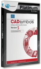 Avanquest Platin Edition CAD Symbole V 5 (Win) (DE)