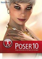 Smith Micro Software Poser 10 (DE) (Win/Mac)