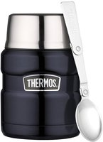 Thermos King Essensbehälter blau 0,47l