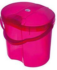 Rotho-Babydesign TOP Windeleimer Translucent Pink