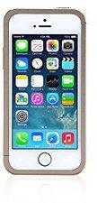 just mobile AluFrame Bumper gold (iPhone 5)