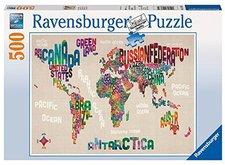 Ravensburger World in Words (500 Teile)