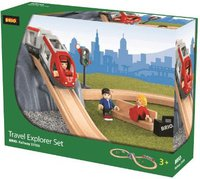 Brio Reisezug-Set Holz-Eisenbahn (33106)