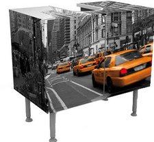 Mantiburi Design Waschtisch Rasantes New York 60 x 55 x 35 cm