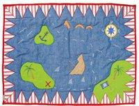 Win Green Spielhaus Pirat - Floor Quilt (groß)