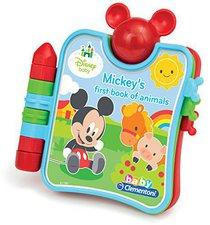 Clementoni Mein Mickey und mein erstes Tier-Buch