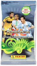 Panini Adrenalyn XL Road to 2014 World Cup Brazil - Booster