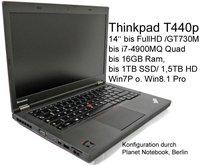 Lenovo ThinkPad T440p (20AN00A9)