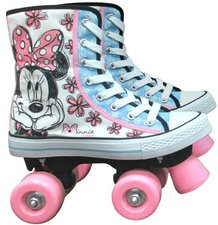 Stamp Minnie Mash up Bootskates