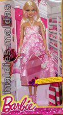 Barbie Tea Length-Design