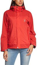 Haglöfs Incus II Q Jacket Women Real Red