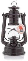 Feuerhand Petroleumlampe Sturmlaterne (tiefschwarz)