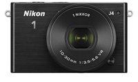 Nikon 1 J4 Kit 10-30 mm VR (schwarz)