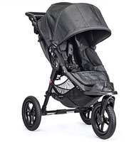 Baby Jogger City Elite Black Denim