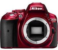 Nikon D5300 Body (rot)