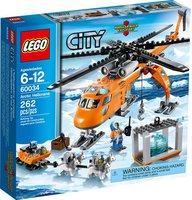 LEGO City Arktis Helikopter (60034)