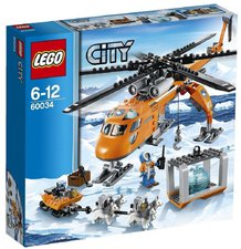 LEGO City Arktis Helikopter (60034)