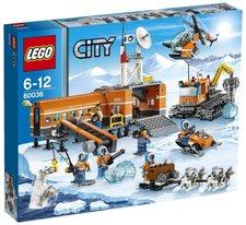 LEGO City Arctic Base Camp (60036)