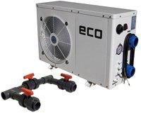 time4wellness ECO-Pool-Wärmepumpe mit Bypass 12kW