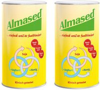 Almased Vital-Pflanzen-Eiweisskost Pulver Doppelpack Set (2 x 500 g)