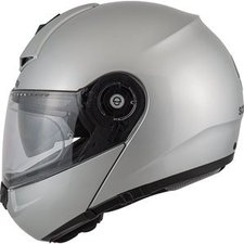 Schuberth C3 silber metallic