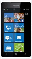 Nokia Lumia 900 16GB Weiß ohne Vertrag