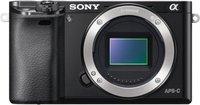 Sony Alpha 6000 Body (schwarz)