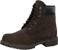 Timberland 6 Inch Premium Boot - Dark Chocolate Nubuck (10001)