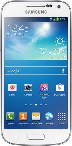 Samsung Galaxy S4 Mini Weiß ohne Vertrag