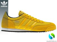 Adidas Dragon rhythm yellow/white vapour/st nomad yellow