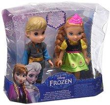 Tollytots Eiskönigin Anna und Kristoff Kleinkind Puppe