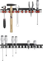 Toolcraft Alu-Werkzeugleisten-Set 3