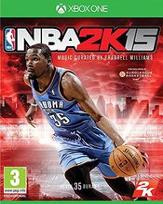 2K Games NBA 2K15 (Xbox One)