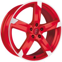 Rondell Z 01RZ (8x18) Racing-Rot poliert
