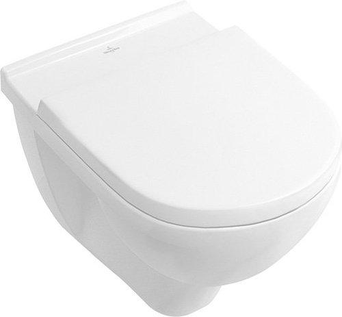 Villeroy & Boch O.novo Tiefspülwand-WC (5660R001) spülrandlos