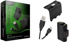 Gioteck Xbox One BP-2 Play & Charge Battery Kit