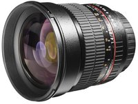 Walimex pro 85mm f1.4 CSC [Micro Four Thirds]