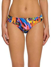 Seafolly Shimmer Rauched Side Retro