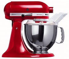 KitchenAid Artisan Küchenmaschine Empire Rot 5KSM150PS EER