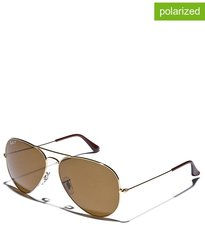 Ray Ban Aviator Large Metal RB3025 001/57 (arista/polarized brown)