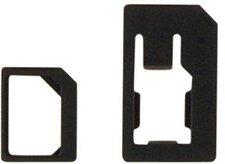 Cellux Nano-SIM to Micro-SIM/Mini-SIM Adapter Kit