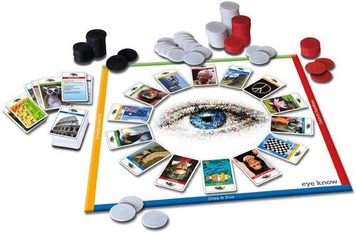 Kosmos Eye Know - Play it smart