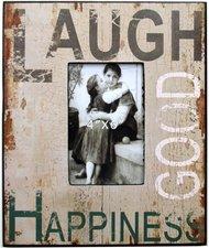 Wohn-Guide Shabby Chic - Laugh Good Happiness