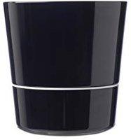 Mepal Rosti Hydro Kräutertopf groß (13,5 cm) schwarz