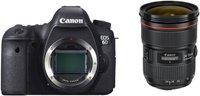 Canon EOS 6D Kit 24-70 mm [Canon II USM]