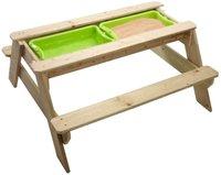 TP Toys 286 - Luxus-Picknicktisch mit Sandkasten